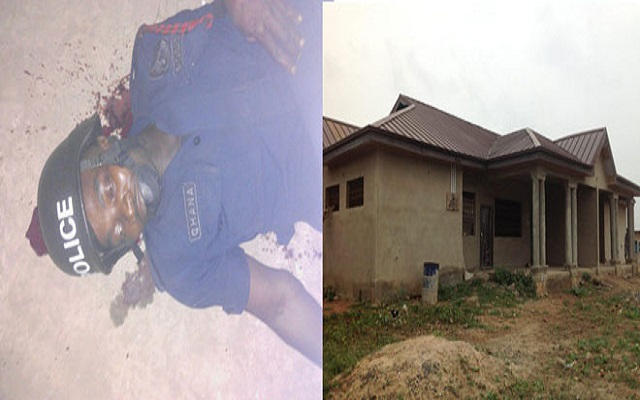 Policeman kills 2 daughters, mother-in-law, commits suicide