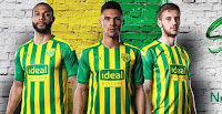 West Bromwich Albion 19 20 Third Kit Released Footy Headlines