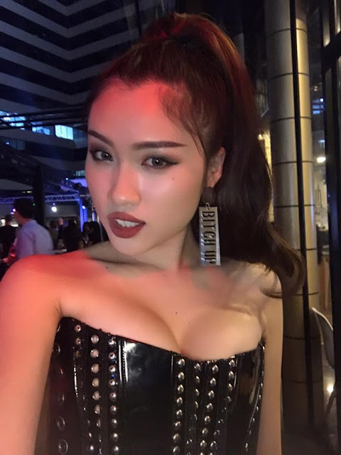 Hot girls sexy vietnamese announcer VTV channel 5