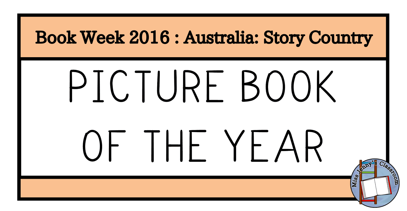Book Week 2016: Short List: Picture Book of the Year