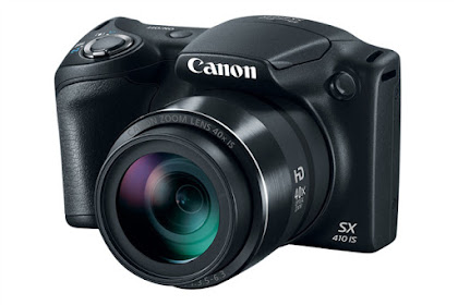 Canon PowerShot SX410 IS Series Driver Download Windows, Mac
