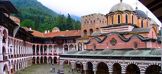 Top Attractions in Bulgaria