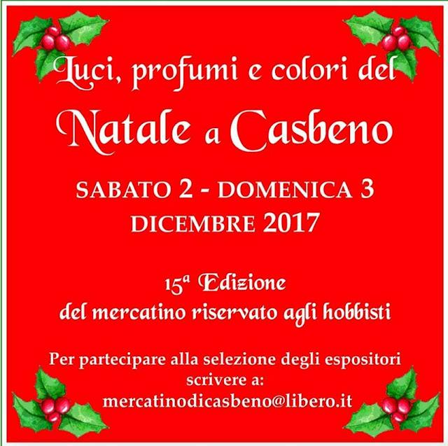 Natale a Casbeno 2017