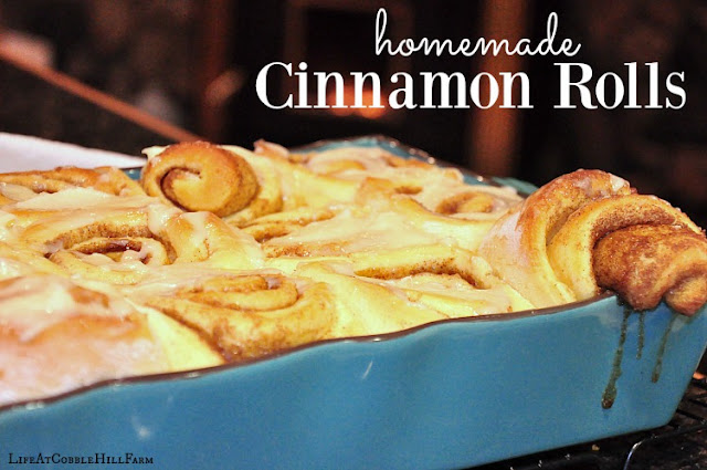 how to make dough from scratch for cinnamon rolls