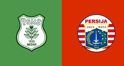 PSMS Medan vs Persija Jakarta