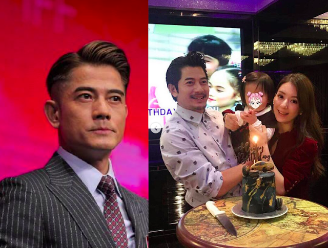 aaron kwok second daughter april 2019