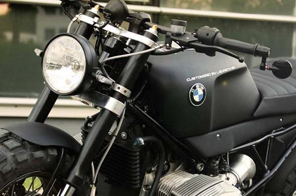BMW R1200R độ Scrambler hoang dại và ngang tàng