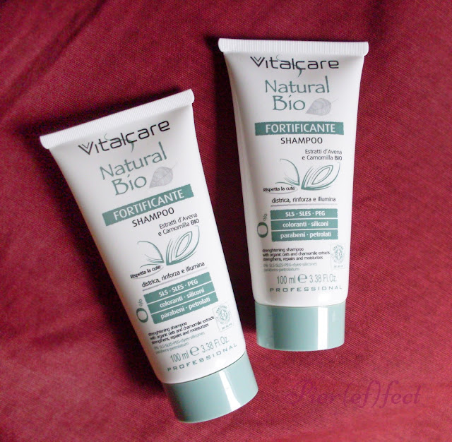 vitalcare natural bio shampoo
