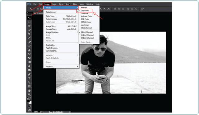 2 Cara Terbaik Membuat Foto Menjadi Hitam Putih Di Photoshop