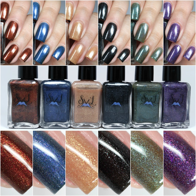 Smokey Mountain Lacquer - Music City Collection