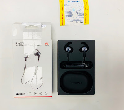 Huawei Sport Bluetooth Headphones Lite AM61 Unboxing Review