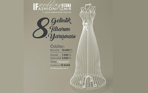 b75e5ac10d50c İzmir Büyükşehir Belediyesi ev sahipliğinde İZFAŞ tarafından  gerçekleştirilen IF Wedding Fashion İzmir-Gelinlik, Damatlık ve Abiye Giyim  Fuarı`nda bu yıl da ...