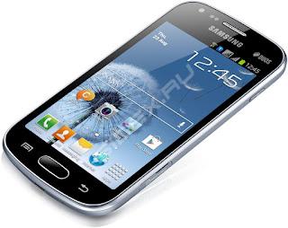 Мобильный телефон Samsung GT-S7562 Galaxy S Duos Black