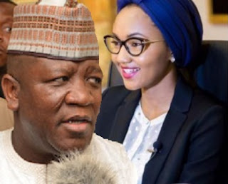 It's No BIG Deal Marrying Buhari's Daughter - Zamfara Gov. Yari