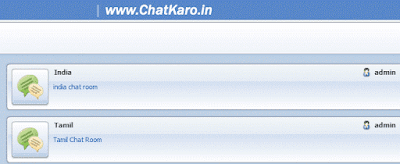 chatkaro chat rooms