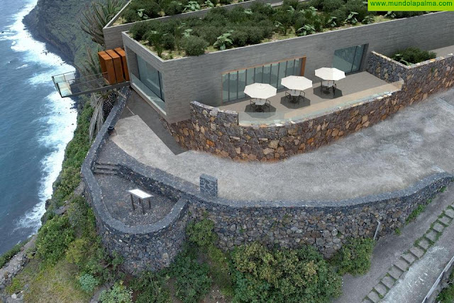 Barlovento concluye la adquisición de los terrenos para el mirador de la costa norte