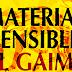 Reseña: Material Sensible