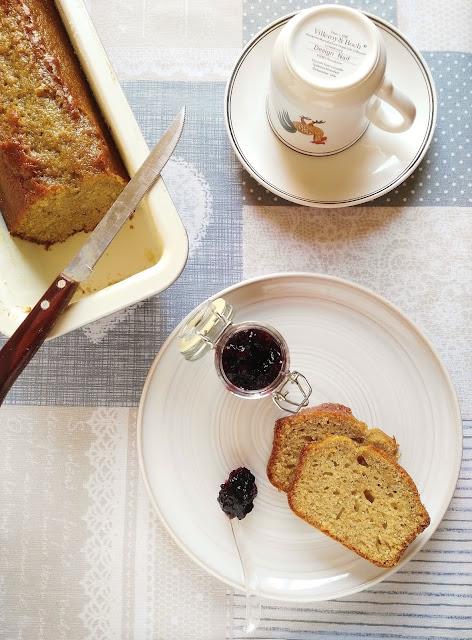 Plumcake per la colazione