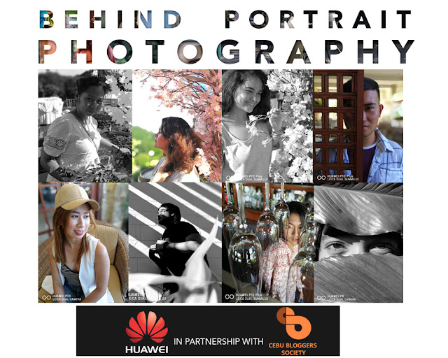 Huawei partners with Cebu Bloggers Society for a Portrait Photography Workshop