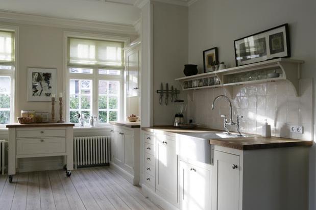 Decorando y renovando cocinas con encanto - Muebles de cocina retro ...