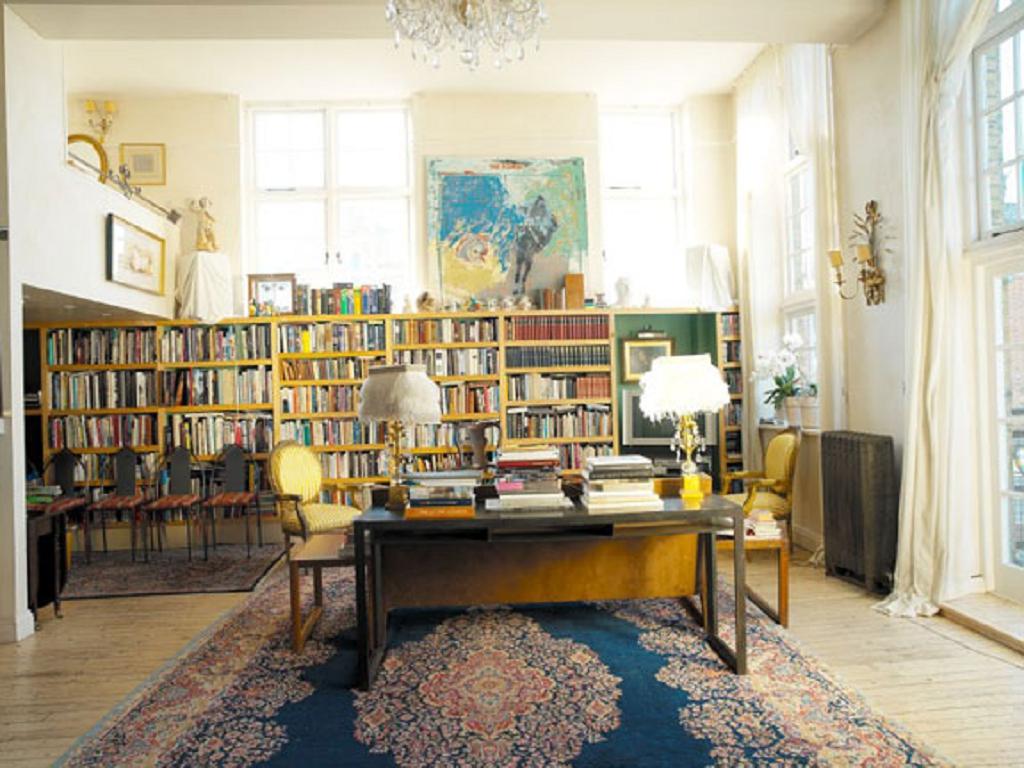Ideas Caseras Del diseo De La Biblioteca  Decoracin del hogar y el diseo