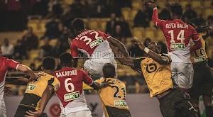 موناكو يخسر بثلاثه اهداف دون رد امام فريق ليل فى بطوله كأس الرابطة الفرنسية