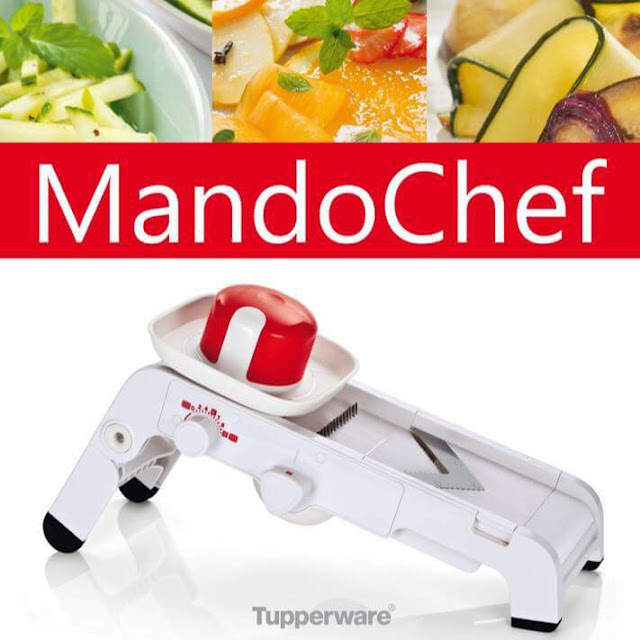 Tupperware Mandochef