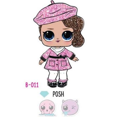 Posh Bling Series