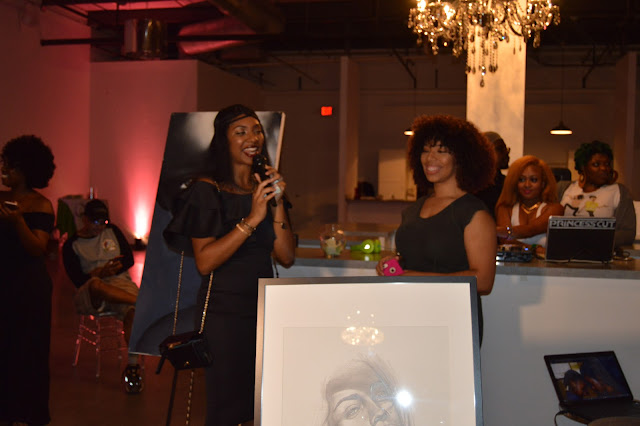 Natural Chica and Mimi J host Naturally Pretty The Art of Curl