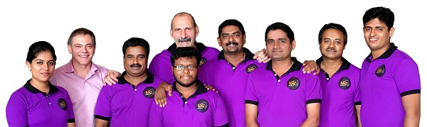équipe kst tours kerala