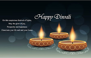 Happy Diwali Wishes in English Language