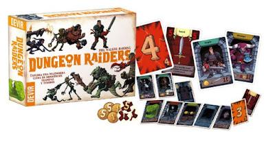 Dungeon Raiders Abierto