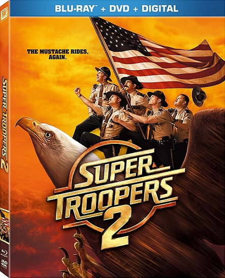 Super Troopers 2 (2018) 720p y 1080p BDRip mkv Dual Audio AC3 5.1 ch