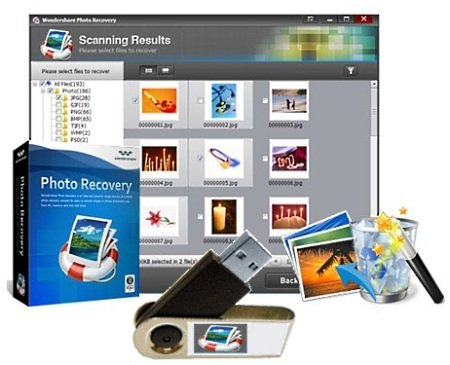 Download Wondershare Photo Recovery 3.1.0.8 Portable