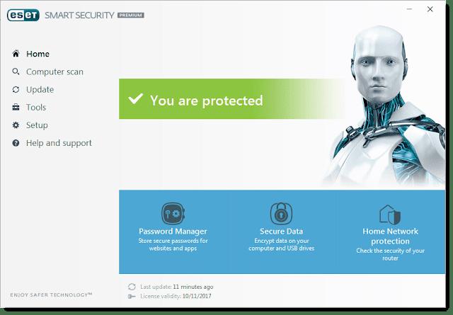 ESET NOD32 Antivirus 11.2