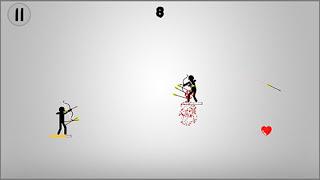 Game Stickman Warrirors Archers