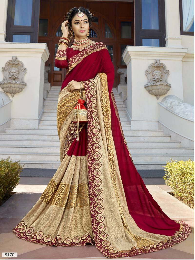 Fashion Style Choosing The Best Hairstyle For Your Party Wear Sarees