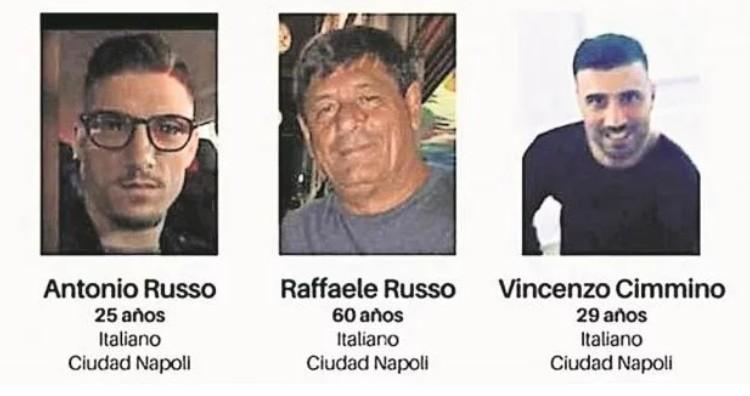 """Detienen a """"El 15"""", del CJNG, responsable de la desaparición de 3 italianos en Tecatitlán."""