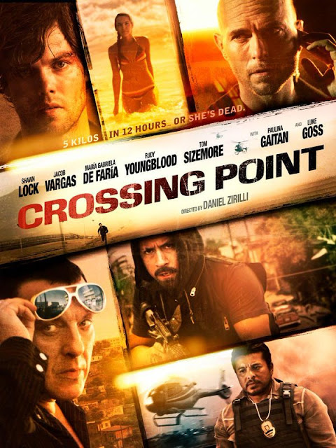 Crossing Point (2016) tainies online oipeirates