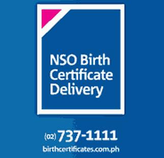 NSO Birth Certificate Delivery hotline