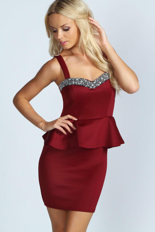 c0a3760f4 vestidos de fiesta baranos y lindos