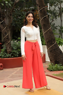 Actress Tamannaah Pictures at Abhinetri Movie Interview  0204