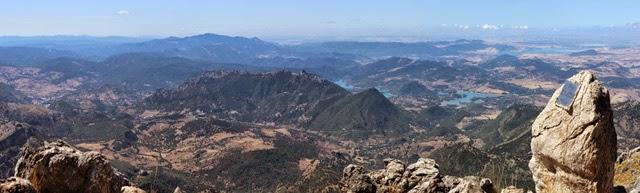 Vista desde la cumbre del Torreón