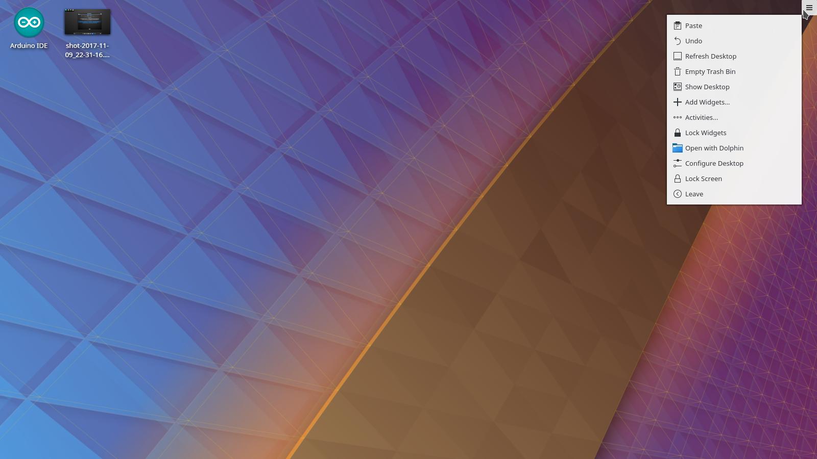 How to install program on Ubuntu: How to install Plasma Desktop 5 11