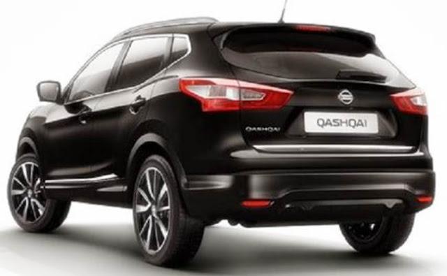 2018 Nissan Qashqai Redesign
