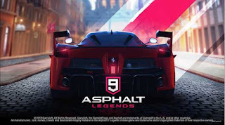 Asphalt 9 Legends MOD APK v1.2.4a