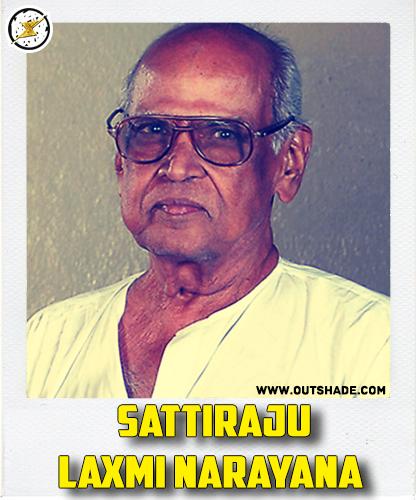 Sattiraju Laxmi Narayana is the real name of Bapu
