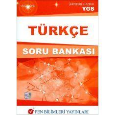 Fen Yıldız Serisi YGS Türkçe Soru Bankası
