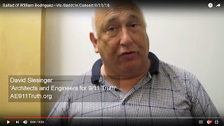 David Slesinger, Gandhi strategy for 9/11 truth (22:17) Joe Friendly YouTube Channel