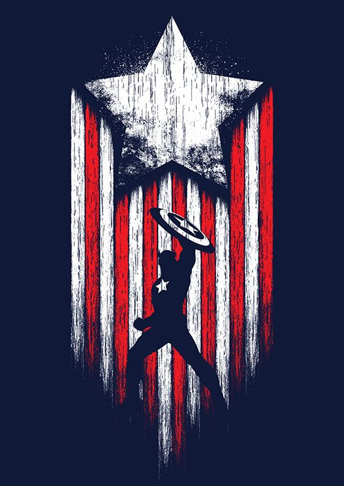 CAPTAIN AMERICA PHONE WALLPAPERS COLLECTION #28